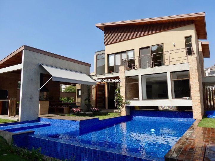 Casa em Condomínio venda Serra da Cantareira Mairiporã - Referência 232323-D